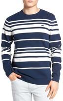 Lacoste Men's Milano Stripe Sweater