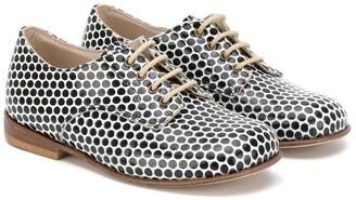 Pépé 'Vitello Queen' lace up shoes