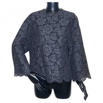 Valentino \N Grey Cotton Tops