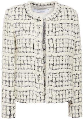 IRO Juliana Metallic Boucle-tweed Jacket