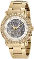 Kenneth Cole New York Women's KC4825 Automatic Gold Case Bracelet Automatic Watch