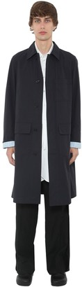 J.W.Anderson COTTON CANVAS WORK WEAR COAT