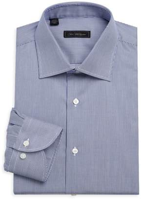 Saks Fifth Avenue Pinstripe Dress Shirt