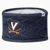 Top of the World Adult Virginia Cavaliers Ziggy Knit Headband