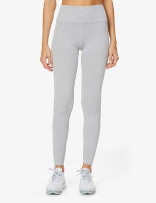 Lorna Jane Seamless high-rise stretch-woven leggings