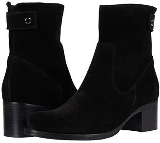 La Canadienne Petunia (Black Suede) Women's Boots