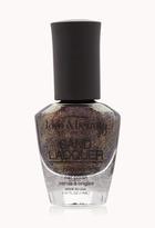 Forever 21 Black Glam Nail Polish