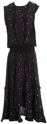 Preen Line \N Navy Viscose Dresses