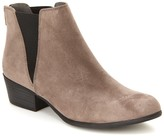 Esprit Tiffany Pointed Toe Faux Suede Ankle Bootie