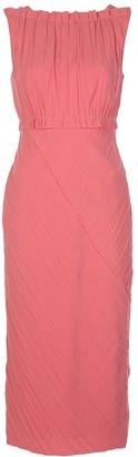 Jason Wu Collection Sleeveless Midi Dress
