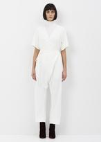 Rachel Comey white dispatch jumpsuit