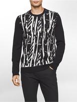 Calvin Klein Platinum Merino Structured Sweater