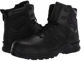Timberland Hypercharge 6 Composite Safety Toe Waterproof (Black) Men's Shoes