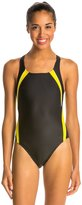 Speedo PowerFLEX Eco Taper Splice Pulse Back Women's Swimsuit 8133856