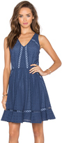 Greylin Sammy Eyelet Lace Dress