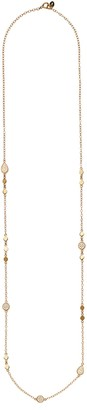 Anna Beck Two-Tone 18K Gold Plated Sterling Silver Station Necklace