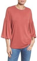 Caslon Women's Blouson Sleeve Tee