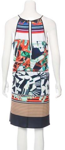 Clover Canyon Sleeveless Digital Print Dress w/ Tags