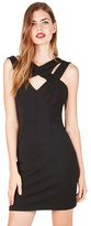 Betsey Johnson Strapped In Dress