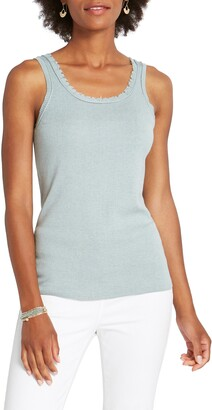 Nic+Zoe Sweetheart Tank Top