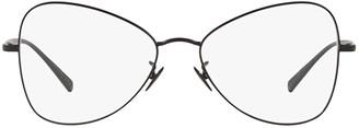 Chanel Geometric Frame Glasses