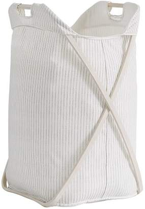 Pottery Barn Teen Butterfly Hamper, Mini Stripe