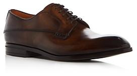 Bally Men's Lantel Leather Plain Toe Oxfords