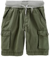 Osh Kosh Toddler Boy Cargo Shorts