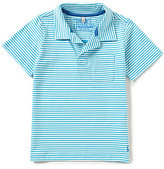 Joules Little Boys 3-6 Striped Polo Shirt