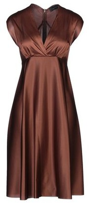 FEDERICA TOSI Knee-length dress