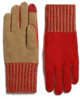 Rag & Bone Lorraine Tech Tip Glove – Red