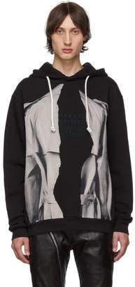 Maison Margiela Black Sweat Hoodie
