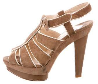 Christian Louboutin Cage Platform Sandals