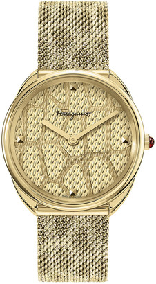 Salvatore Ferragamo Women's Cuir Watch