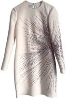 Valentino Garavani White Wool Dress for Women
