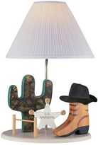 Lite source inc. Cowboy Table Lamp