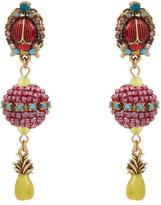 Erickson Beamon Copacabana earrings