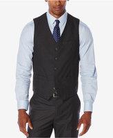 Perry Ellis Men's Slim-Fit Neat Vest