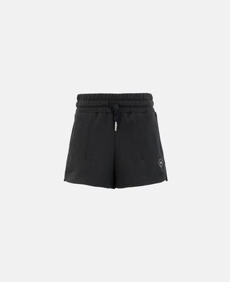 adidas by Stella McCartney Stella McCartney black training shorts