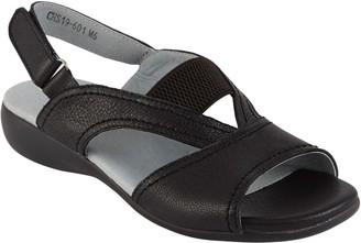 David Tate Comfort Unit Slingback Sandals - Swish