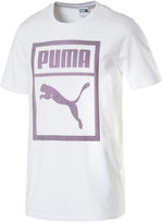 Puma Men's Holographic Logo T-Shirt