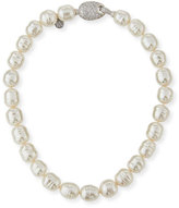 """Majorica 14mm Baroque Simulated Pearl Necklace, 18"""""""