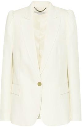 Stella McCartney Wool twill blazer