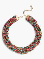 Talbots Mardi Gras Necklace