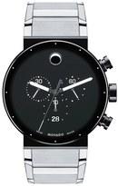 Movado 'Sapphire Synergy' Chronograph Bracelet Watch, 42mm