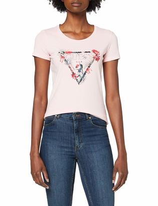 GUESS Women's Ss Cn Lory Tee T-Shirt