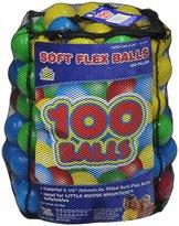 Moose Mountain 100 Soft Flex Balls Toy