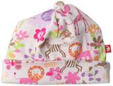 Zutano Girls' Lions Lullaby Hat
