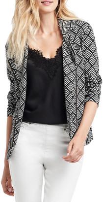 Nic+Zoe Intersect Zip-Front Jacket