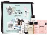 philosophy 'happy travels' set ($53 Value)